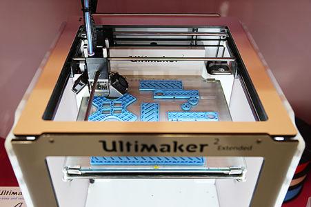 3D-skrivare på CES i Las Vegas