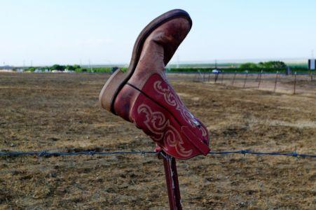 California-Mendota-boot
