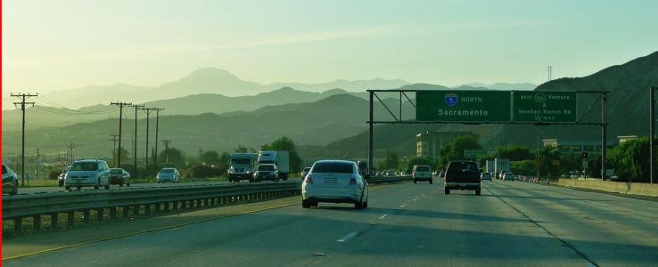 California-road