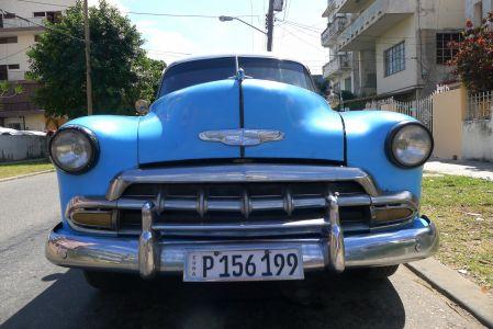 Cuba-Havana-car