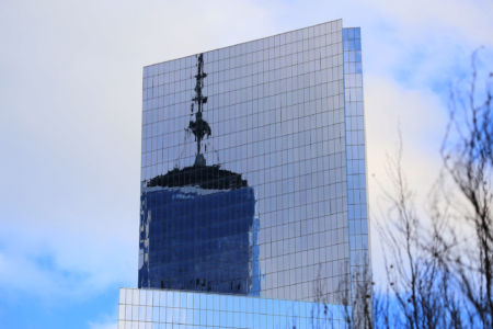NYC-wtc-mirror