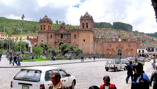 Cuzco is a pleasant enough city, but the air pollution is bad.