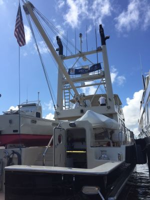 Äventyrsyachten Black Douglas, Ft Lauderdale