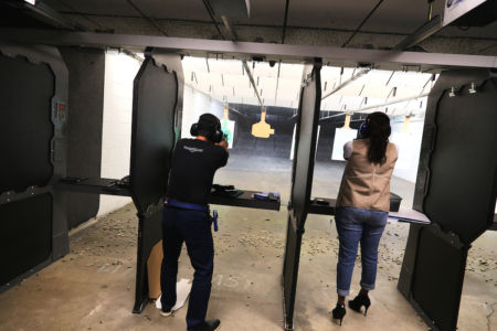 Athena Gun Club, Houston