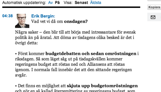 Nattpolitikblogg-svd