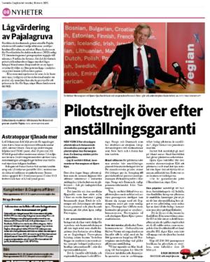 Norwegian-strejk-nliv