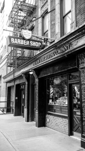 NYC Barber Shop